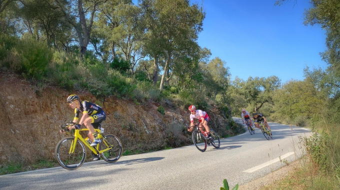 Les Total Direct Energie offensifs sur le Tour du Haut-Var