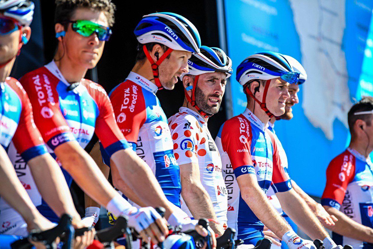 Critérium du Dauphiné : le Team TotalEnergies sera de la partie