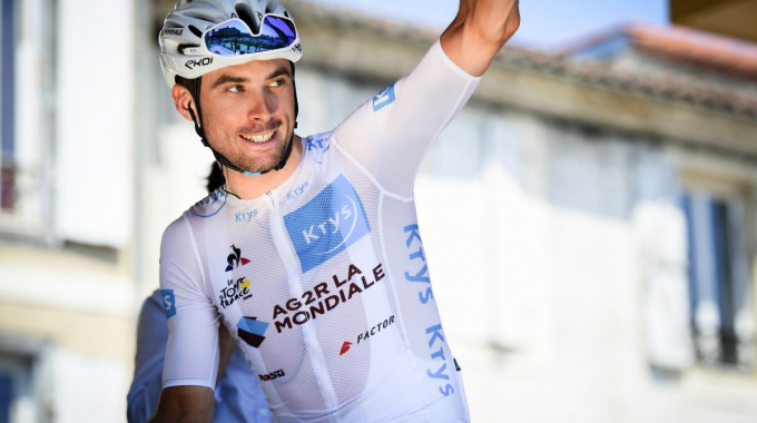 Pierre Latour rejoint le Team Total Direct Energie