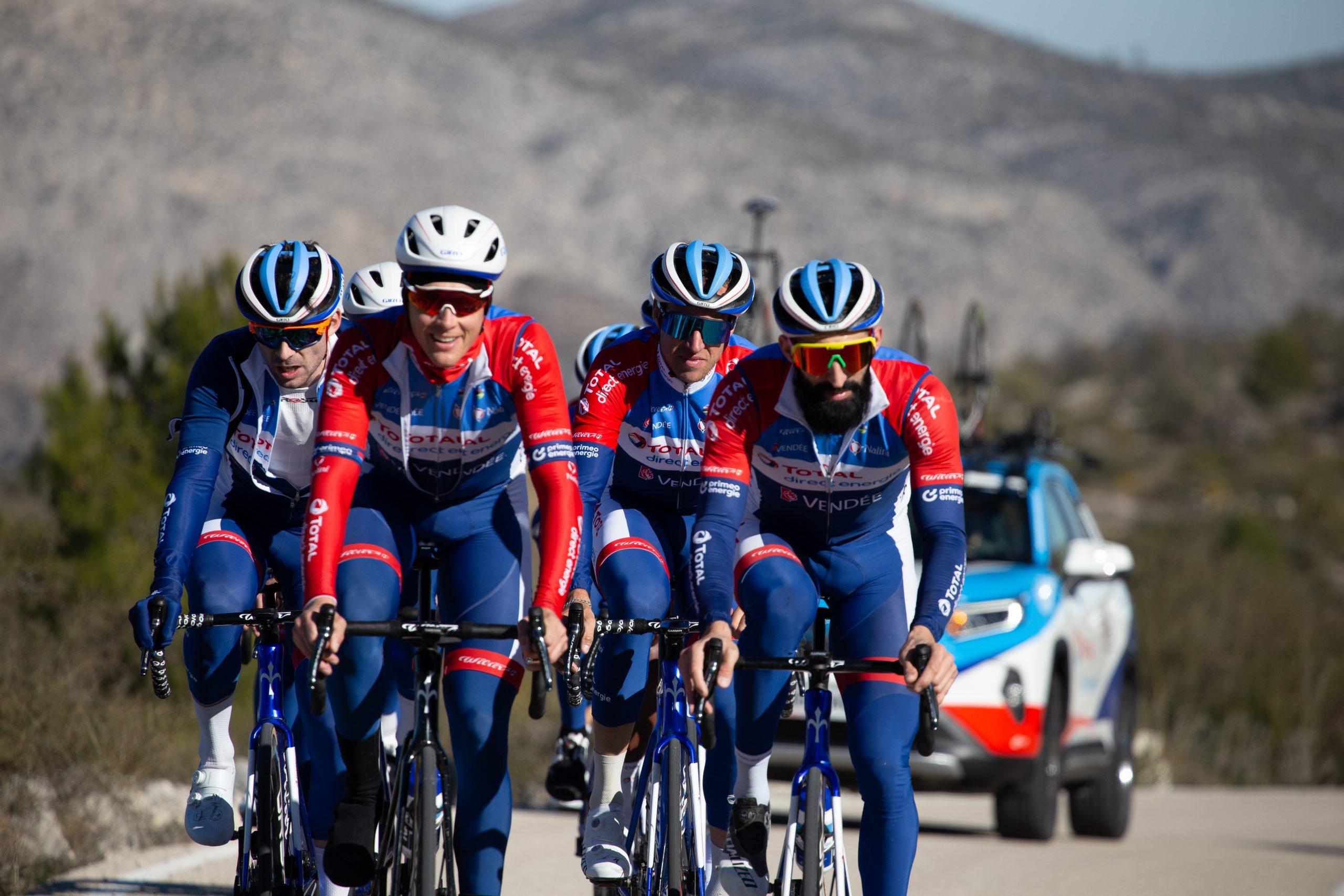 Le Team sera en stage du 15 au 20 février