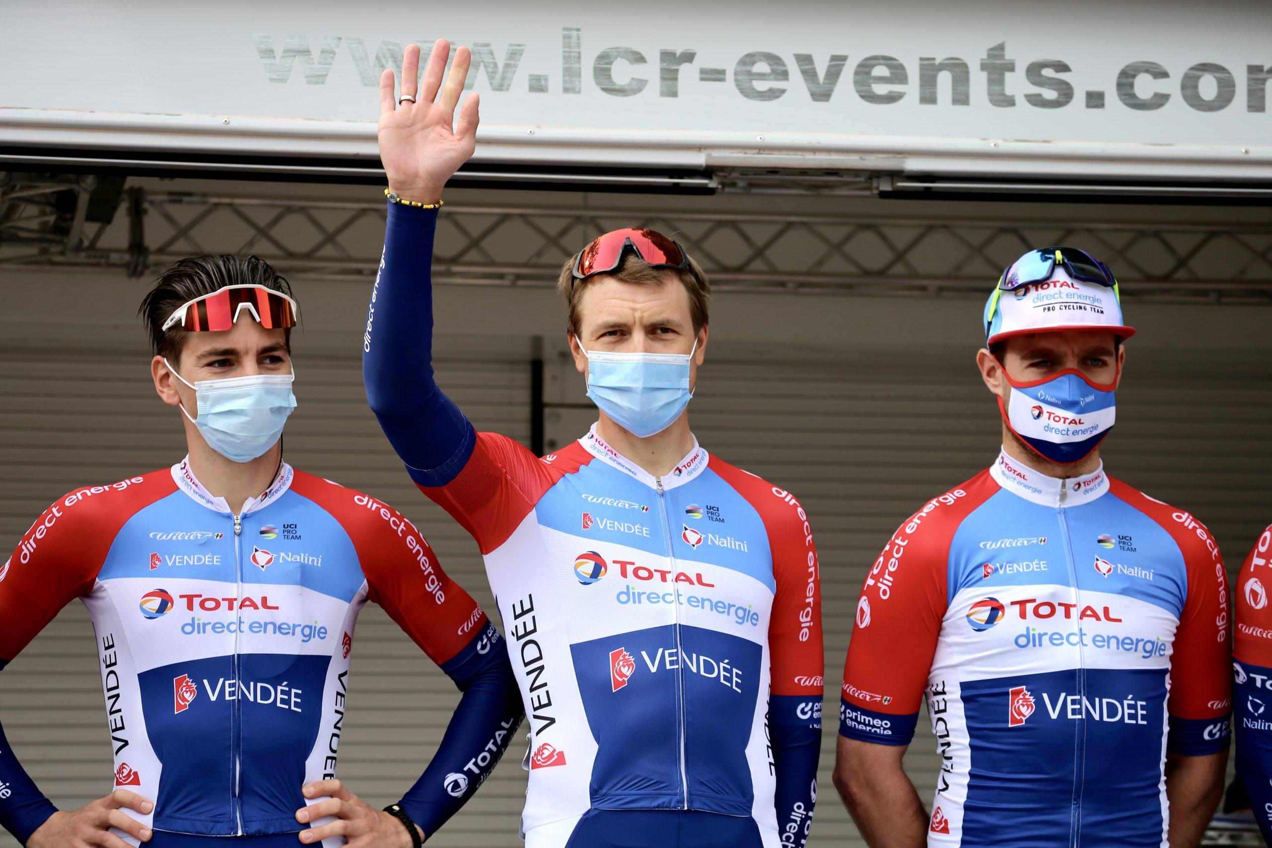 Edvald Boasson-Hagen sera bien au départ de la troisième étape