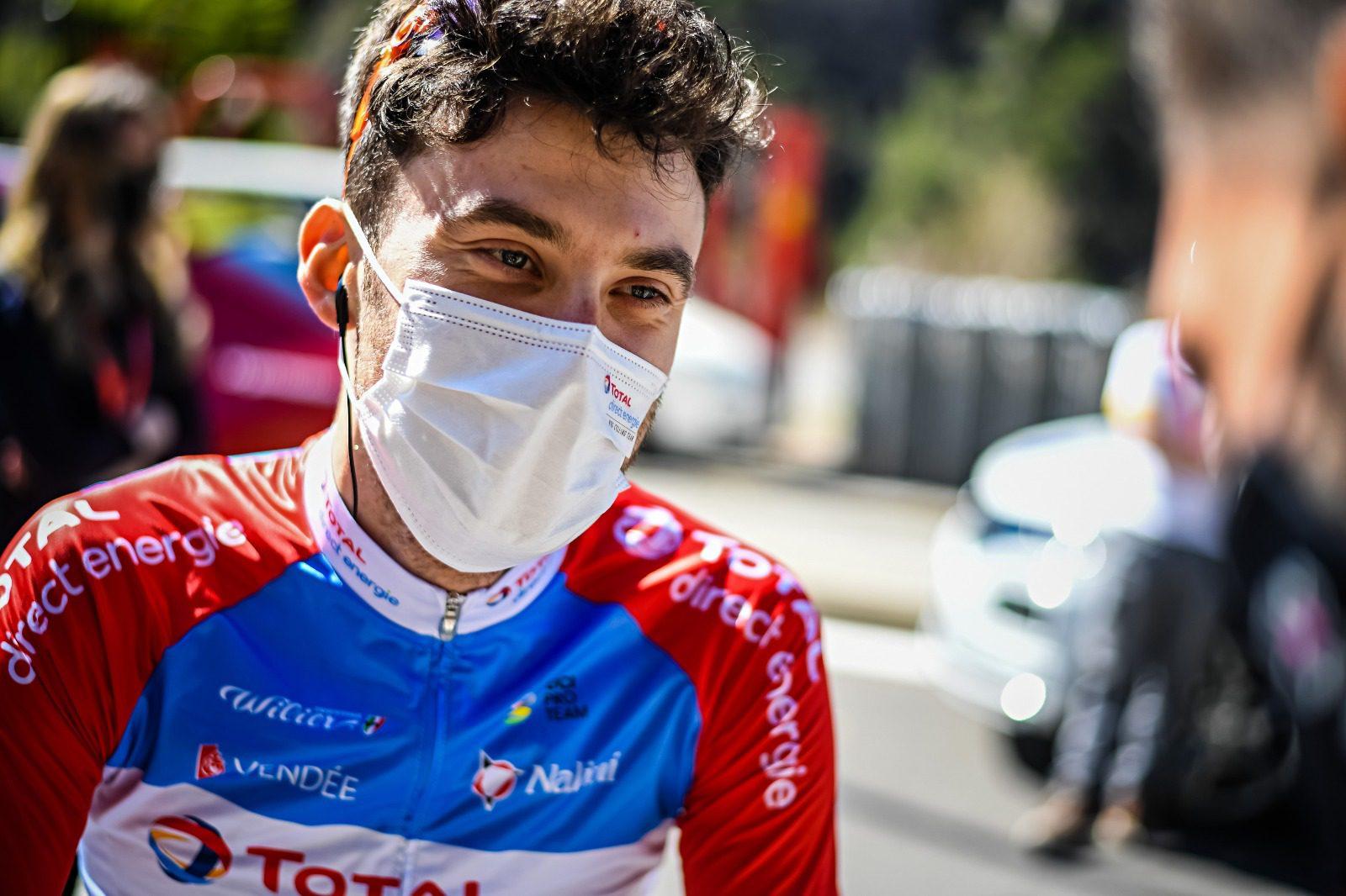 Pierre Latour 3e de la dernière étape de Paris-Nice !