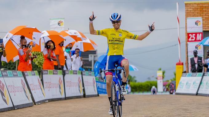 Cristian Rodriguez, le roi de Kigali c'est lui !