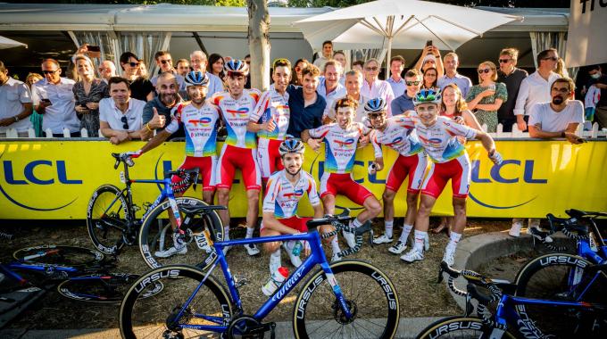 Tour de France : clap de fin