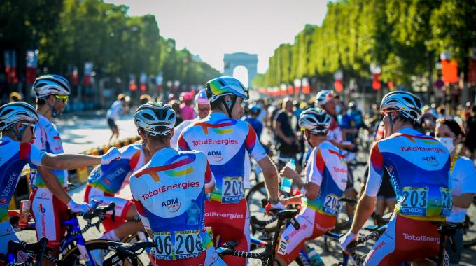 Découvrez le parcours du Tour de France 2022 !